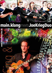 Herbstkonzert main.klang meets Joe Krieg Duo